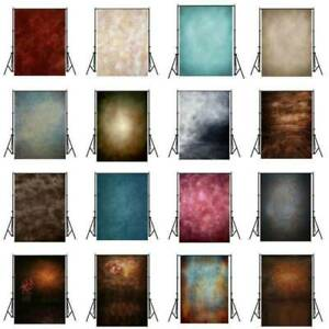 3x5/5x7 Retro Tie Dye Wall Background Photography Vintage Backdrop Studio Cloth
