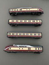 Roco 43014 HO Scale Trans Europ Express Locomotives & Passenger Cars