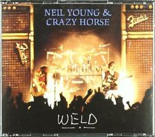 NEIL YOUNG & CRAZY HORSE WELD 1991 LIVE HARD ROCK CD NEW