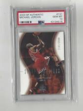 2003-04 SP Authentic #131 Michael Jordan Bulls 1141/3999 - PSA 10