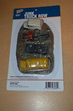 "Walthers Cornerstone HO #3639 ""Junk Truck Row"" Salvage Yard Series NEW SEALED"