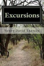 Excursions   Henry David Thoreau -Paperback