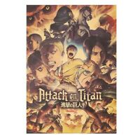 Attack On Titan Anime Poster Decorative Hanging Painting Home Shns lskn OqRnV