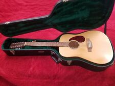 Martin DM-12 12 String Dreadnought Acoustic Guitar
