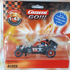 "Carrera Go colección limeted Black Race Buggy ""No. 13"" auto miniatura 1:43 Top"