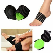 Cushioned Arch Foot Support Helps Blance Decrease Plantar Fasciitis Pain 1 Pair