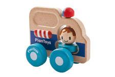 Plantoys Rettungswagen Holzspielzeug Auto aus Holz 1355686