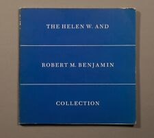 The Helen W. & R. M. Benjamin Collection: Yale University Art Gallery 1967 Cat.