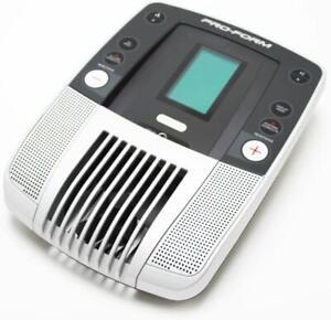 Proform Lifestyler 317012 Elliptical Console Model Proform 23953