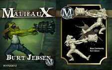 Malifaux: Gremlins Burt Jebsen WYR 20612