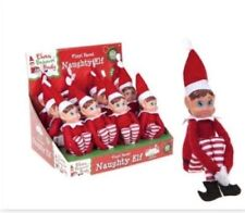 Elf Dangly Christmas Plush Doll Novelty Toys Gift GIRL Kids Elves Behaving Badly