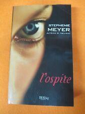 book libro stephenie meyer L'OSPITE 2009 BUR BIG RIZZOLI twilight  (L41)
