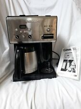 Cuisinart  CHW-14 10-Cup Programmable Coffeemaker with Hot Water System