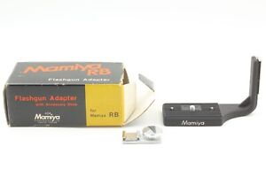 [MINT in BOX] Mamiya RB67 Flashgun Adapter RB67 Pro SD From JAPAN #0064