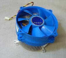 Blue Foxconn CPU Fan & Dissipateur De Chaleur Refroidisseur VTC4116AH0024503