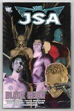 JSA BLACK REIGN / JOHNS , MORALES , KRAMER , BAIR / DC COMICS V.O ANGLAIS