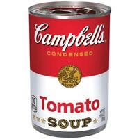 CAMPBELLS TOMATO SOUP BARATTOLO, scatola di latta, PERFETTO, POP ART - 305 gr