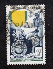 Sello AEF Stamp - Yvert y Tellier nº229 Matasellados (Col1)