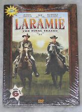 Laramie: The Final (Fourth) Season - DVD Box Set BRAND NEW & SEALED