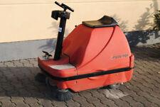 Aufsitz-Kehrsaugmaschine Stolzenberg TT1000 E inkl. Batterien und Ladegerät