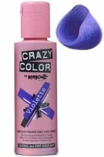 Crazy Color by Renbow Semi Permanent Hair Dye Cream in No.43 VIOLETTE 100ml