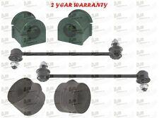 VW SHARAN STABILISER DROP LINK & ANTI-ROLL BAR BUSH Inner + Outer REAR 95-10 MPV