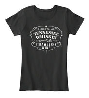 Casual Smooth As Tennessee Whiskey - Sweet Women's Premium Tee T-Shirt