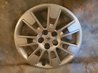 "1 OEM 14-2016  Factory Toyota Corolla 16"" Hub cap Wheel Cover"