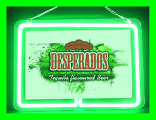 Desperados Beer Hub Bar Display Advertising Neon Sign