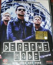 DEPECHE MODE THE MORE YOU FEEL DVD DOCUMENTARY UK DOCUMENTARIO