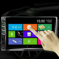 7 Inch Double 2 Din Car Mp5 Player Dual Ingot Bluetooth Fm Radio Usb Multimedia
