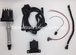 New 4.3L/262, V6 Marine Engine GM/Delco Distributor Kit. Replaces years 1985-09
