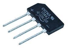 5 X Vishay Gbl08-e3/51 Bridge Rectifier Single Phase 4a 800v 4-pin GBL