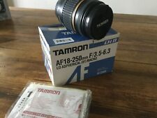 tamron AF 18-250mm F/3.5-6.3 LD aspherical (if) macro for a Canon