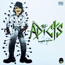 THE ADICTS Twenty Seven LP . punk undertones buzzcocks ramones adverts vibrato
