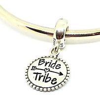 Genuine Authentic Pandora Bride Tribe Dangle Charm S925 ALE