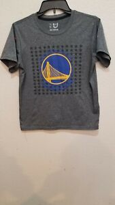 Golden State Warriors #23 Draymond Green Polyester T-Shirt tee Size Youth L NBA
