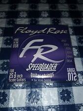 "Floyd Rose Speedloader Gauge (12 - 54) Electric Guitar Strings for 25 1/2"" Scale"