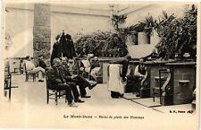 CPA  Le Mont-Dore - Bains de pieds des Hommes (245025)
