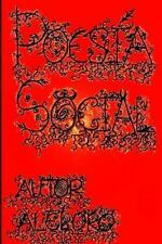 Poesia para Todos: Poesia Social by Aleloro (2016, Paperback)