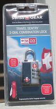 Swiss Gear TRavel Sentry 3-Dial Combination Lock