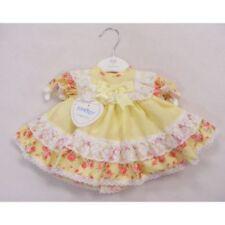 Kinder Cotton Blend Floral Dresses (0-24 Months) for Girls