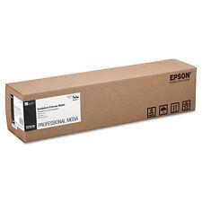 "Epson® Exhibition Canvas Matte, 24"" x 40 ft. Roll 010343882225"