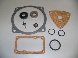 "Power Brake Unit Repair Kit 1957 1958 Mercury 5 1/4"""