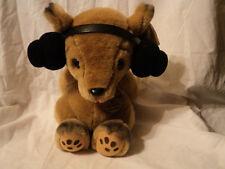 Crosley Puppy 50th birthday limited edition dakin plush 1991