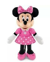 """Disney Jr. Mickey Mouse Club House - Minnie Mouse 9"""" Plush - New with Tags"""