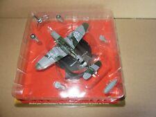 104H Altaya Plano de la Combate SEGUNDA GUERRA MUNDIAL Messerschmitt BF 109 G-10