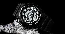 Casio G Shock ga-110bw-1aer reloj Hombre