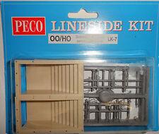 Peco LK-7 SUBWAY STAIRCASE  PARTS TO MAKE 2 UNITS OO/HO Gauge