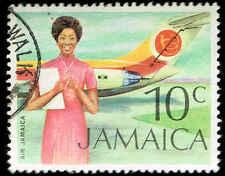 Scott # 351 - 1972 - ' Air Jamaica '